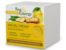 Sea&Energy. Крем для жирной и комбинированной кожи с экстр. имбиря и дикого лимона дневной 50 мл