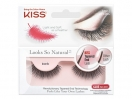 Kiss. Looks so Natural. Накладные ресницы Eyelashes Iconic KFL06C