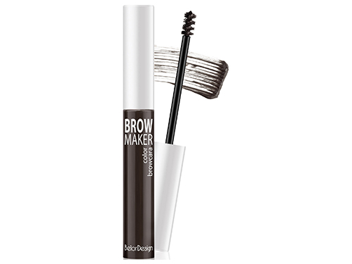 Belor Design. Тушь для бровей Brow Maker №11 Брюнет 6,6 г