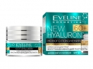 Eveline. New Hyaluron. Крем-концентрат 60+ дневной и ночной Восстанавливающий плотность 50мл